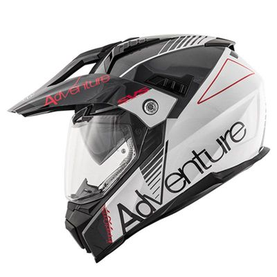 Kappa KV30 Enduro - Black/Grey/white