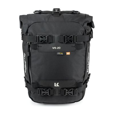 Kriega US 20 Drypack - 2019 model - 20ltr Motorcycle Tail Pack