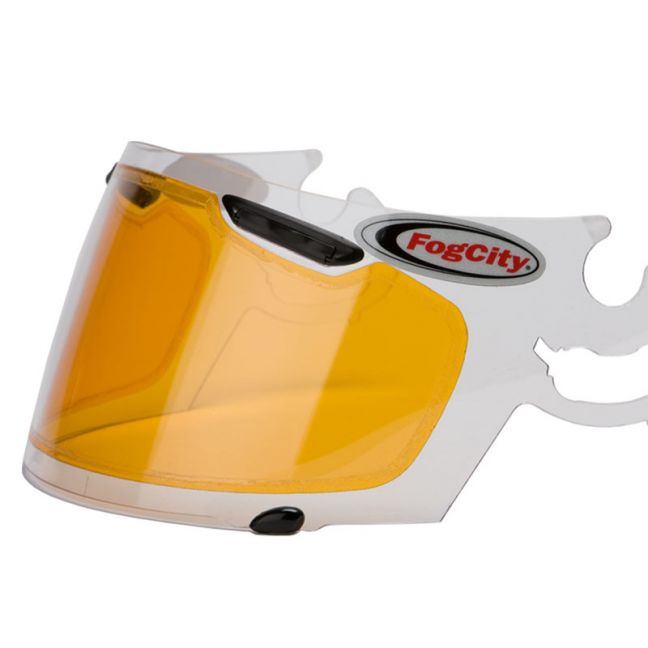 Fog City - Arai Proshield - Amber - ONLY 5.00