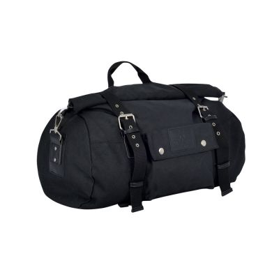 Oxford Heritage Roll Bag - Black - 30L