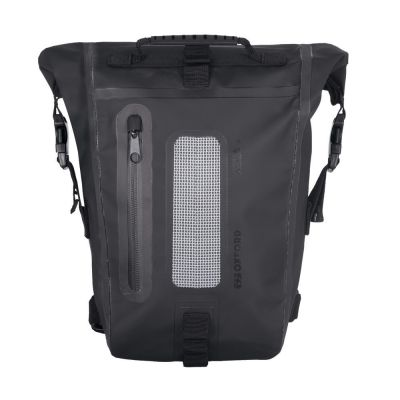 Oxford Aqua T8 Tail Bag - Black