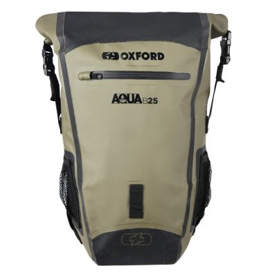 Oxford Aqua B-25 Hydro Backpack - Khaki Black