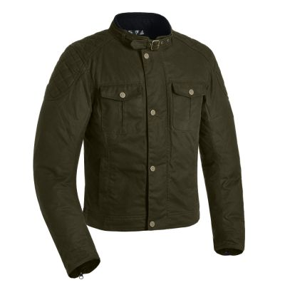 Oxford Holwell 1.0 Jacket - Green
