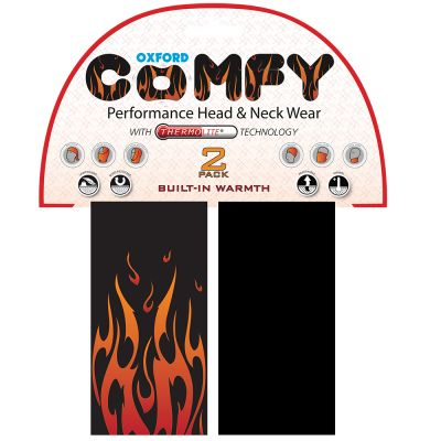 Oxford Comfy 2 Pack Thermolite - Flame
