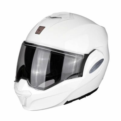 Scorpion EXO-Tech Gloss White
