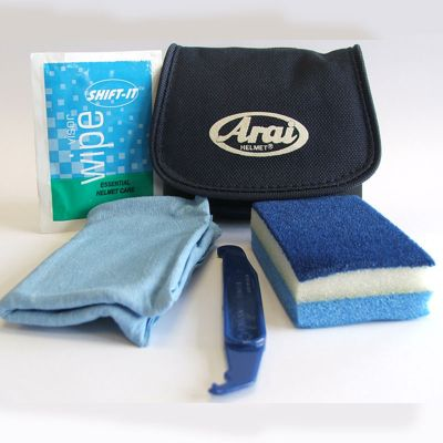 Shift It - Arai Cleaning Kit includes the Arai holder set tool.