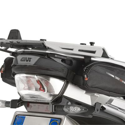 Givi XS315 Under Rack Pack fitted