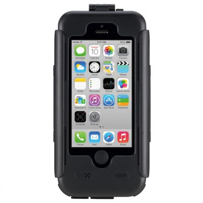 Active and Connected Powered Motorcycle Phone Case - Apple iPhone 5C - Case