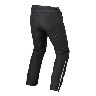 Alpinestars Patron Gore-Tex Motorcycle Trousers - Black - Rear