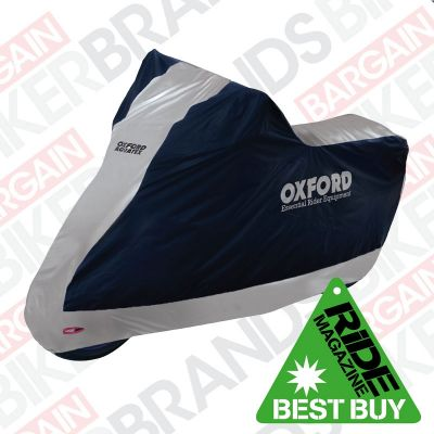 Oxford Aquatex Outdoor Motorcycle Cover