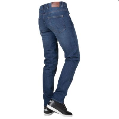 Bull-it Men's Tactical SP75 (AA) Trident Blue Straight Fit rear