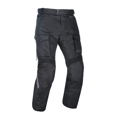 Oxford Continental Advanced Trousers - Black