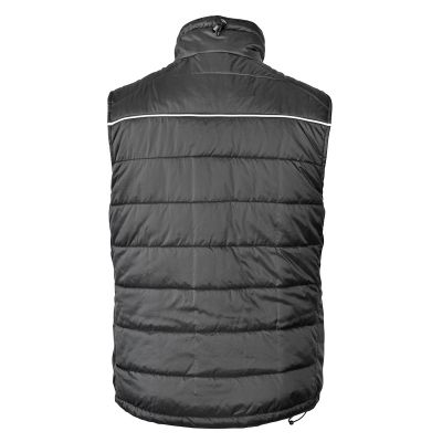 EXO2 ExoGlo 3 12v Heated Body Warmer - Black - Rear