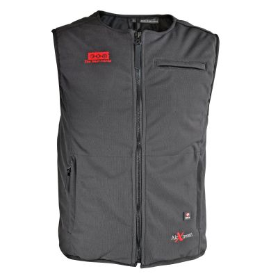 EXO2 StormRider 12V Heated Bodywarmer Vest - Black