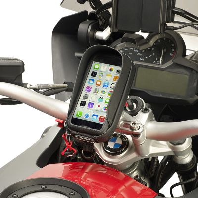 Givi S956B Universal Motorcycle Smartphone Holder