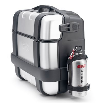 Givi STF500S Thermal Flask and E162 Fitting Kit / Holder - Fitted to TRK33 Pannier