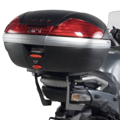 Givi V46N Monokey Motorcycle Top Box - 46 Litres - Attached