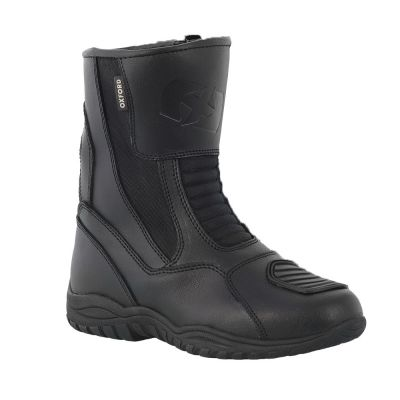 Oxford Hunter Waterproof Boots - Black