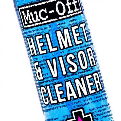 Muc-Off M219 Motorcycle Helmet and Visor Cleaner - 250ml - Close up