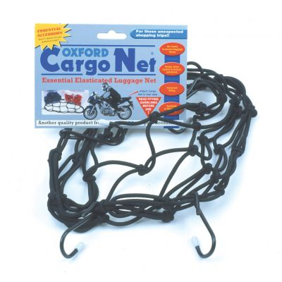 Oxford Cargo Net - Black