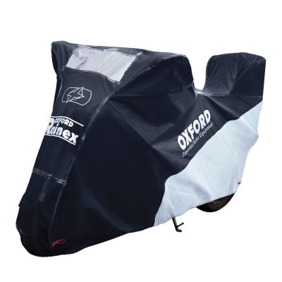 Oxford Rainex Outdoor Cover with Top Box