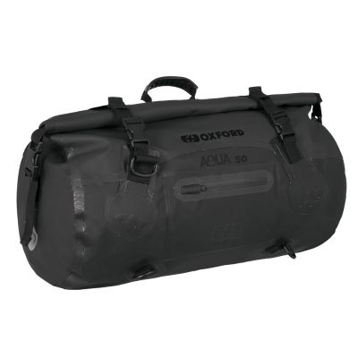 Oxford Aqua T-50 Roll Bag - Black