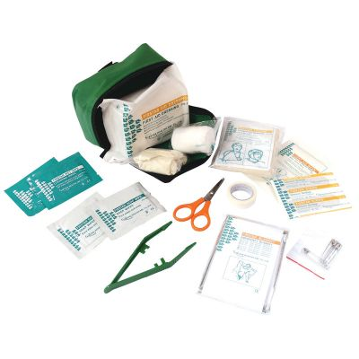Mini First Aid Kit - Ideal for carrying on a motorcycle