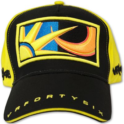 Official VR46 Valentino Rossi Paddock cap - VRFORTYSIX