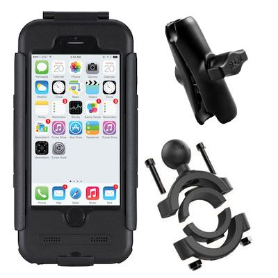 Active and Connected Motorcycle Powered Phone Case - Apple iPhone 6 / 6S