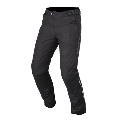 Alpinestars Patron Gore-Tex Motorcycle Trousers - Black