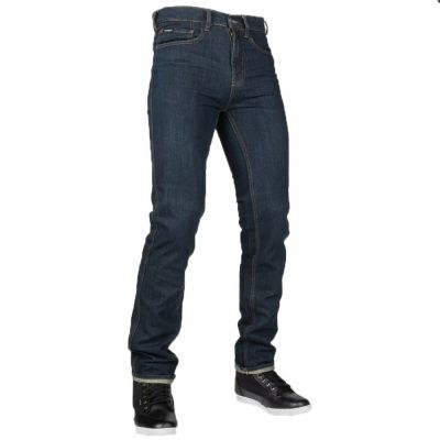 Bull-it Men's Tactical SP75 (AA) Motorcycle Jeans Kafe Blue Straight Fit Main