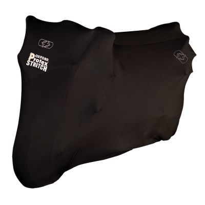 Oxford Protex Stretch Indoor Cover Black
