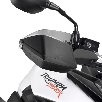 Givi EH6401 Motorcycle Handguard Extenders - Triumph Tiger 800 - Fitted
