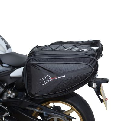 Oxford OL305 P60R Motorcycle Panniers - 60 Litres