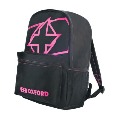 Oxford OL815 X-Rider Motorcycle Backpack 15 Litres - Pink