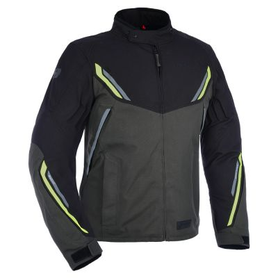 Oxford Hinterland Advanced Jacket - Blk/Gry/Fluo
