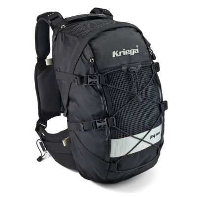 Kriega R35 Backpack - 35ltrs - The ultimate touring pack