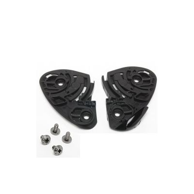 Shoei QRSA Base Plate Set for CW-1 and CNS-1 visors