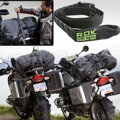 """ROK straps adjustable 18"""" to 60"""" Twin Pack"""