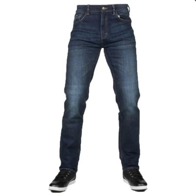 Bull-it Men's Tactical SP75 (AA) Motorcycle Jeans Icon Blue Straight Fit Main